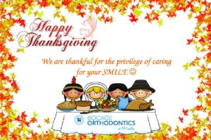 GOT BRACES? HERE ARE SOME ORTHODONTIC-FRIENDLY THANKSGIVING FOODS!